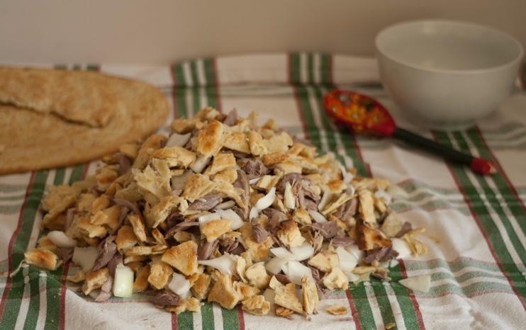 Туркменская традиционная кухня 7