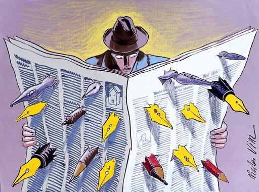 Топ-5 нечаканых фактаў з журналісцкага права 13