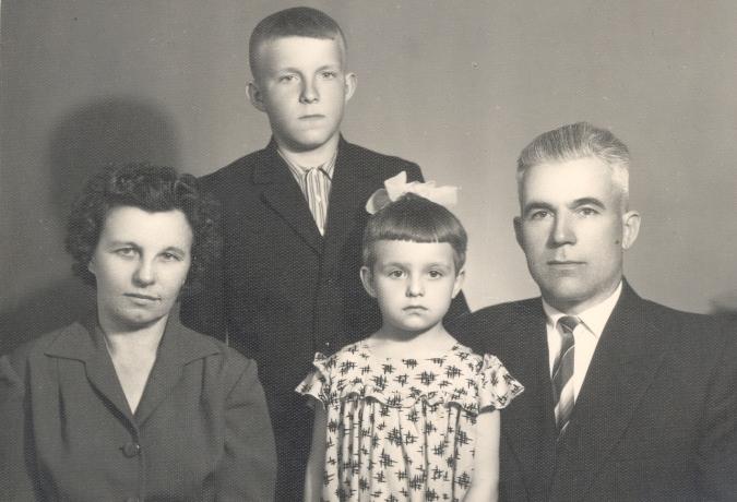 Настоящая любовь на примере Зинаиды Туснолобовой и Иосифа Марченко 7