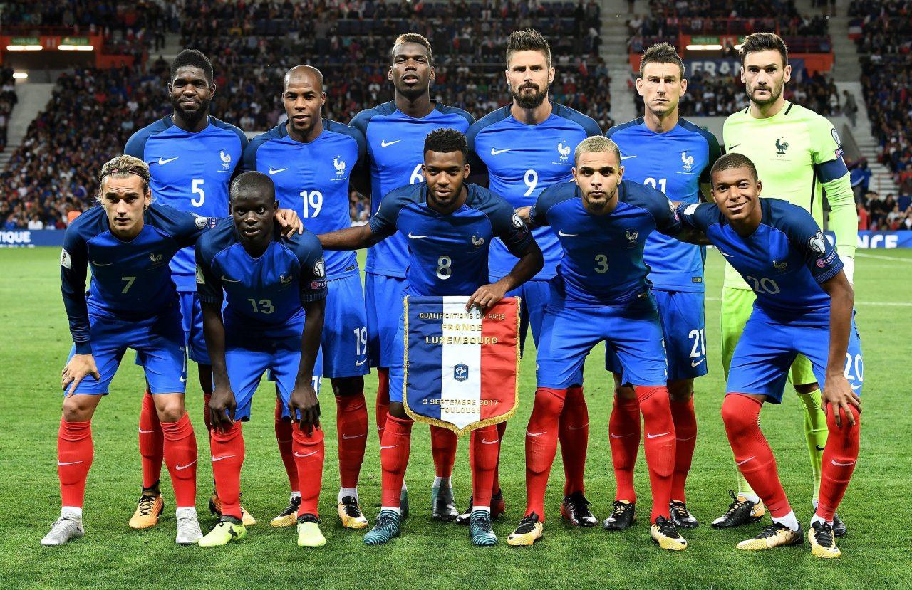Франция ликует! 13