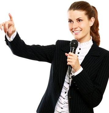 Публика, слушатели, огромные аудитории: как не растеряться?