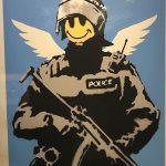 Выставка Banksy в Москве, о которой он не знал! Не санкционированный выход через сувенирную лавку! 22