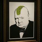 Выставка Banksy в Москве, о которой он не знал! Не санкционированный выход через сувенирную лавку! 21