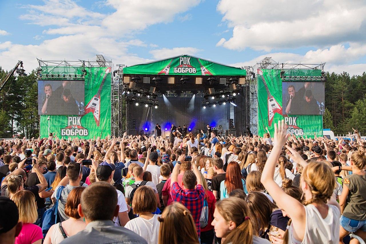 «Рок за Бобров»: впервые на белорусском фестивале выступят «ДДТ», «Звери» и «ЛСП»! 11