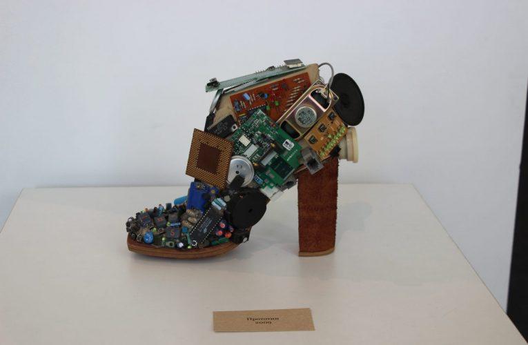 Как сходить на выставку итальянской обуви и поучаствовать в квесте