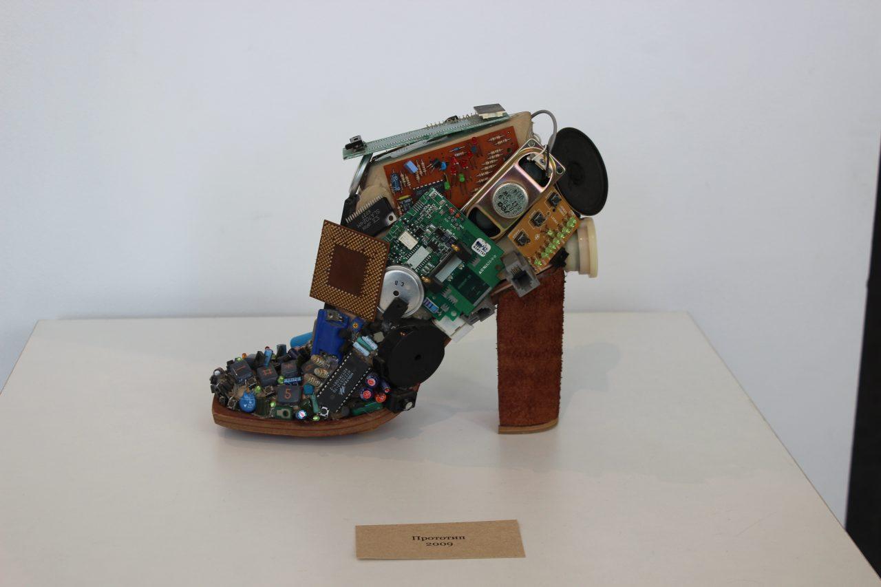 Как сходить на выставку итальянской обуви и поучаствовать в квесте 13