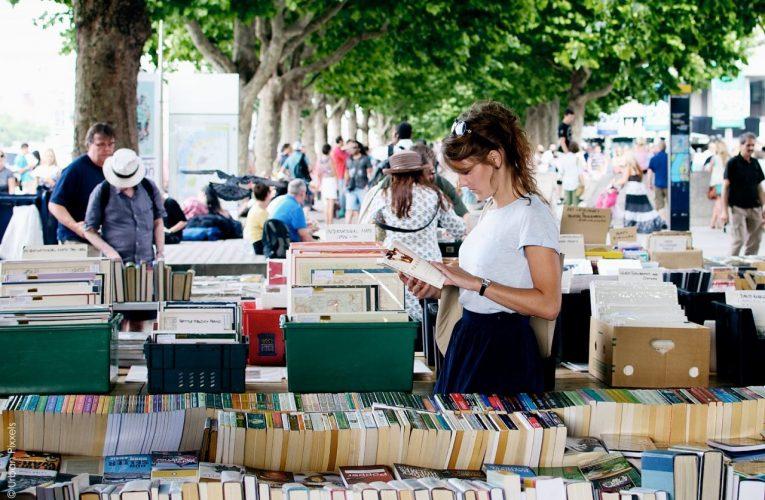 Фестиваль «Город и книги» вновь собрал любителей литературы