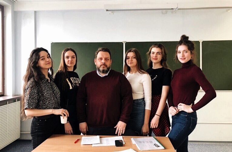 Студент БГУ на неделю: больше, чем просто проект