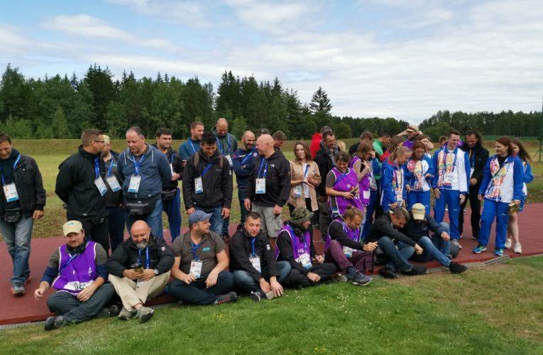 Студенты журфака об опыте волонтерства на II Европейских играх