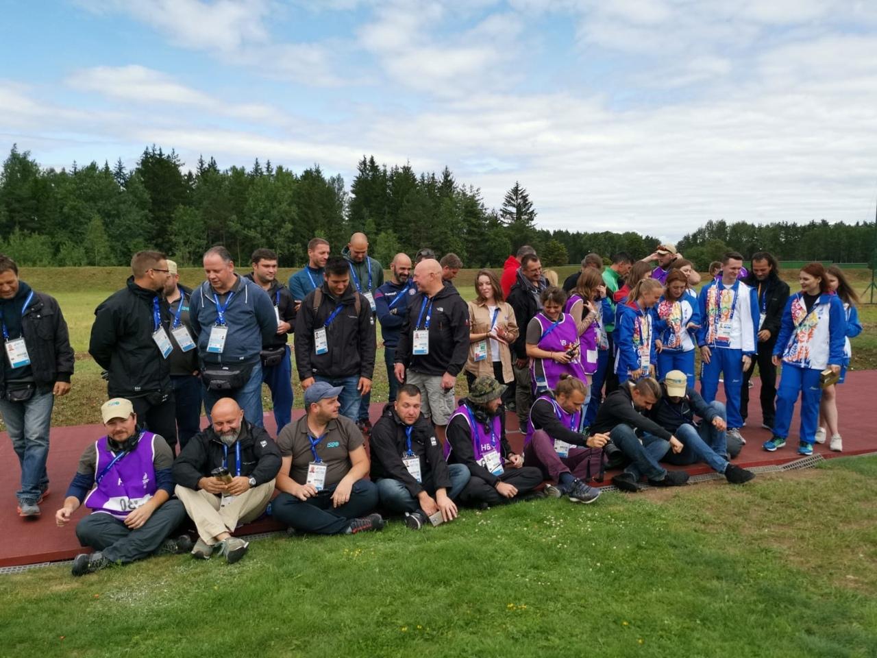 Студенты журфака об опыте волонтерства на II Европейских играх 6