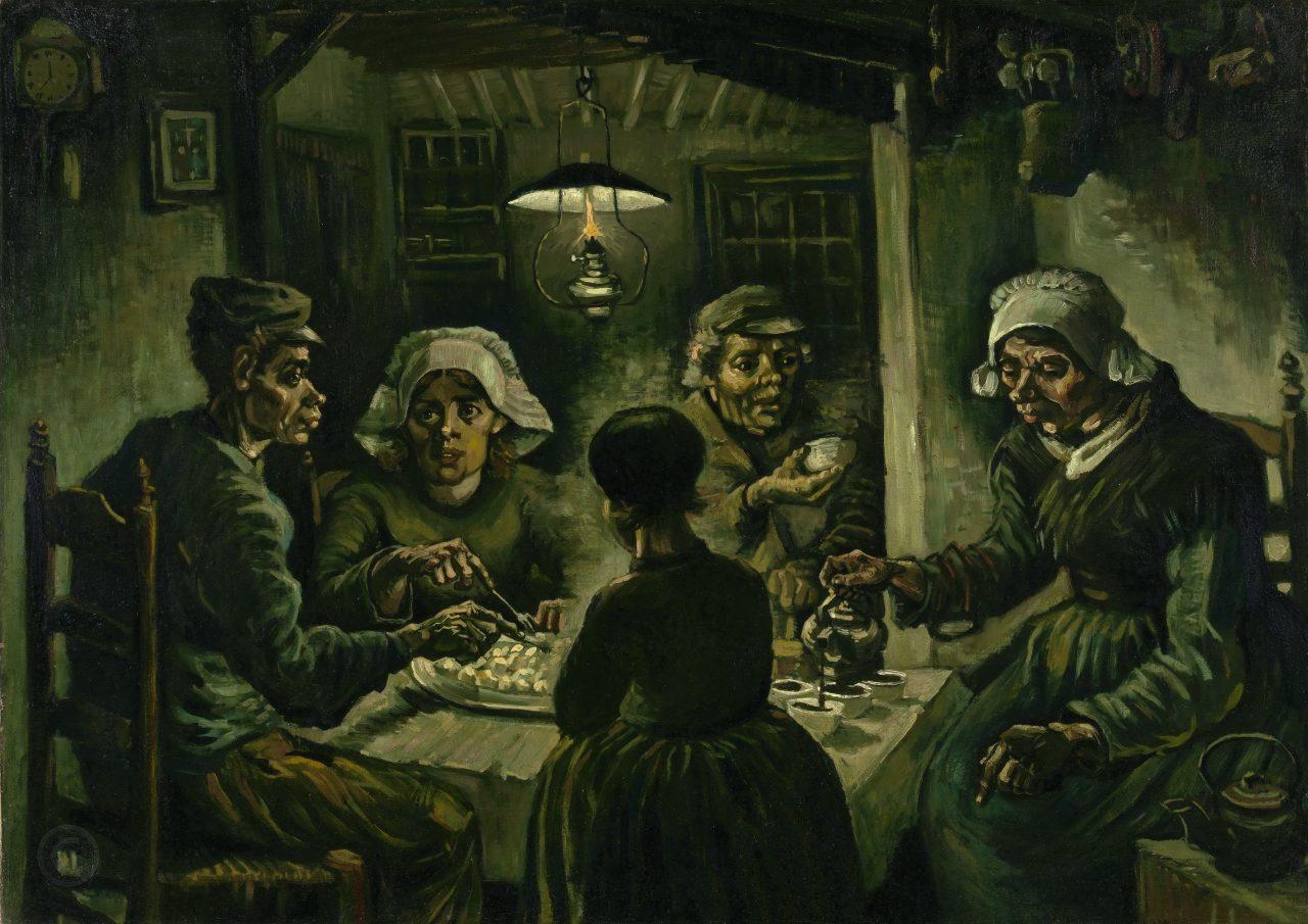 «Троица» VS «Едоки картофеля» 12