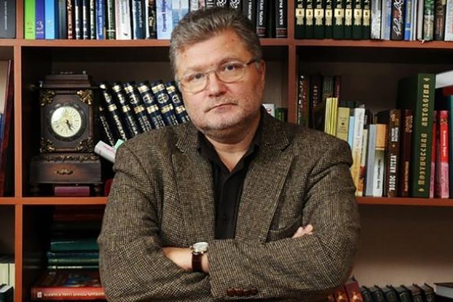 «Учиться на журфаке — большое дело». В БГУ прошла встреча с Юрием Поляковым 12
