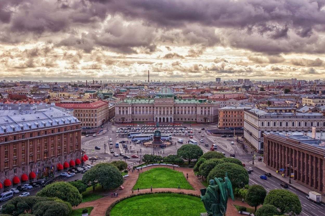 Чем богат Санкт-Петербург?