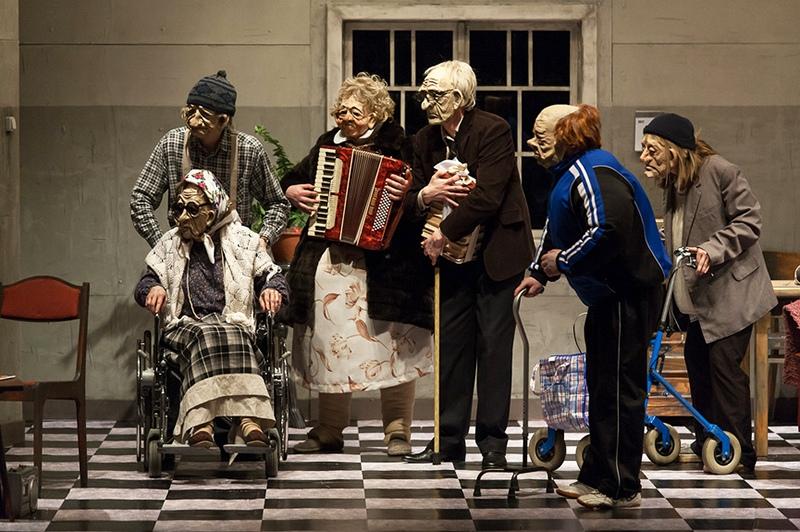 Кукольный театр для взрослых 15