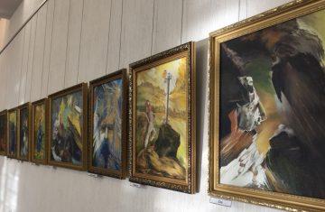 Почему стоит сходить на выставку Василия Бурова? 22
