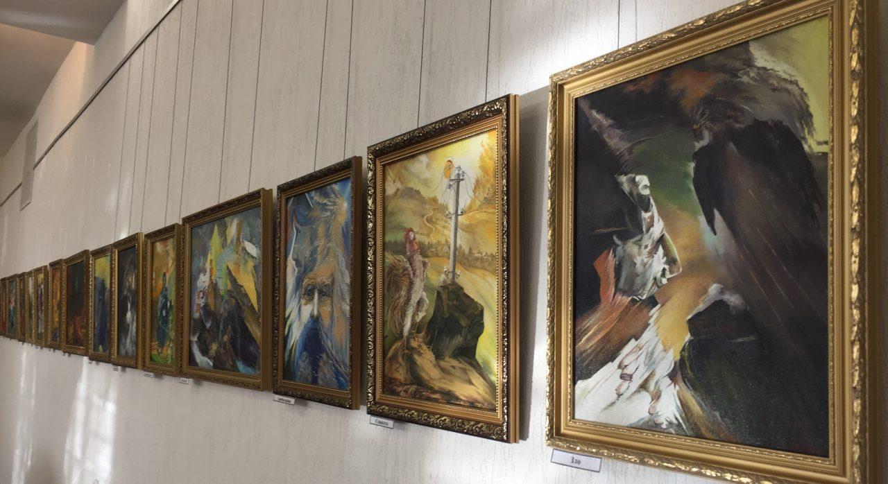 Почему стоит сходить на выставку Василия Бурова? 12