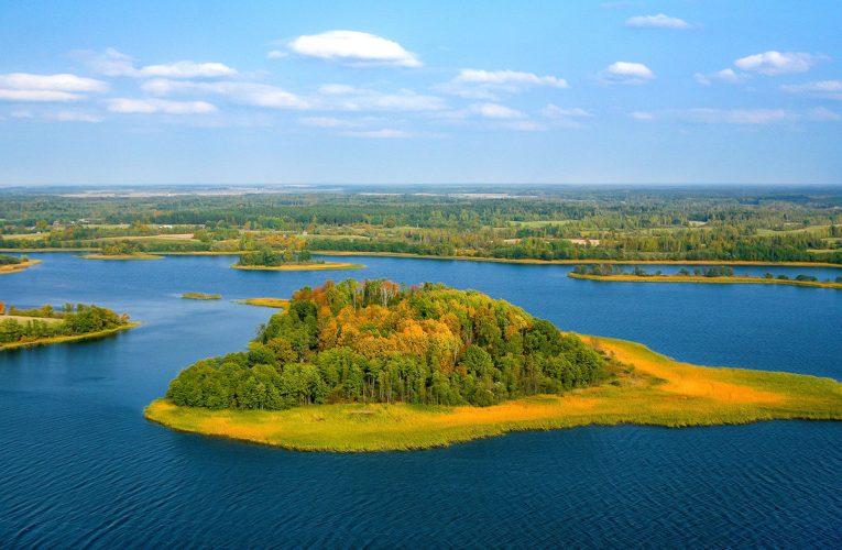 Горжусь тобой, моя синеокая Беларусь