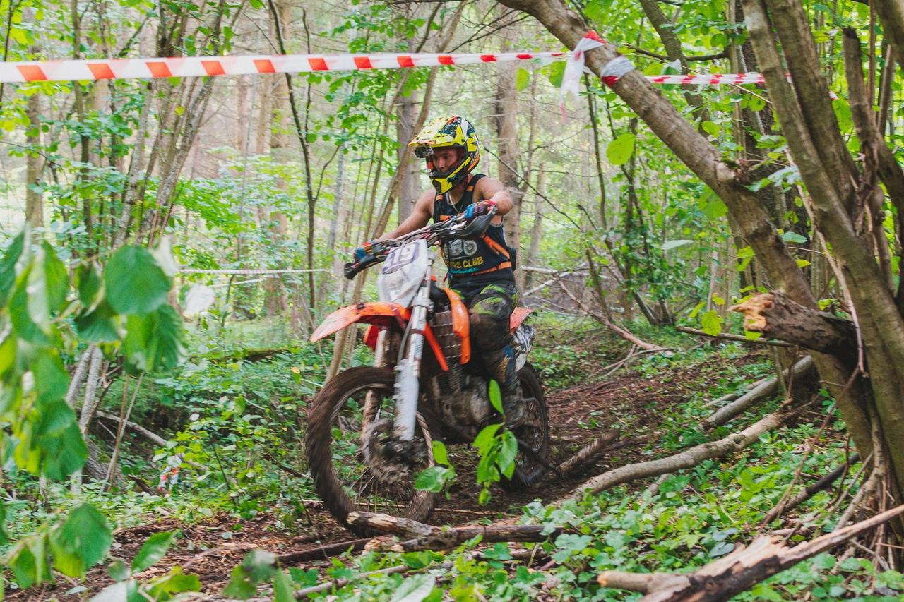 От любви к мотоциклам до профессионального спорта 19