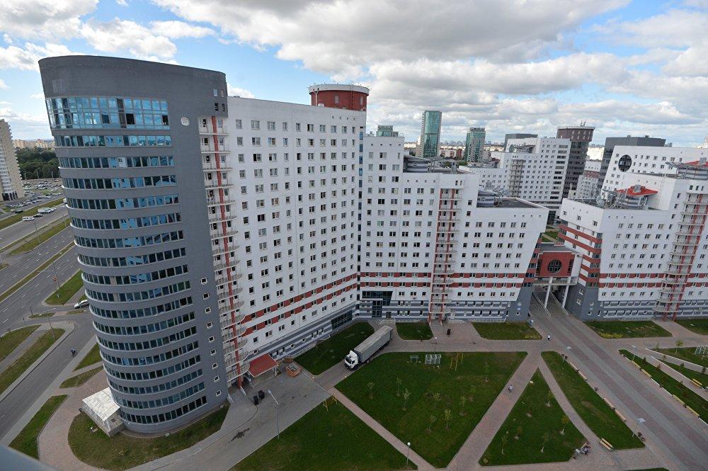 Общежитие БГУ