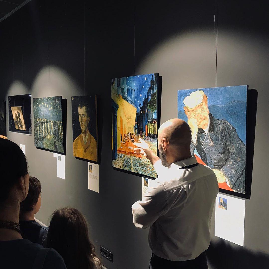 Неизвестный Ван Гог: выставка репродукций знаменитого художника 19