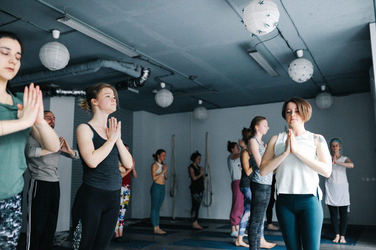 ТОП-5 классных мест для занятий по йоге 9