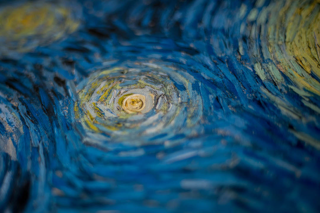 Неизвестный Ван Гог: выставка репродукций знаменитого художника 16