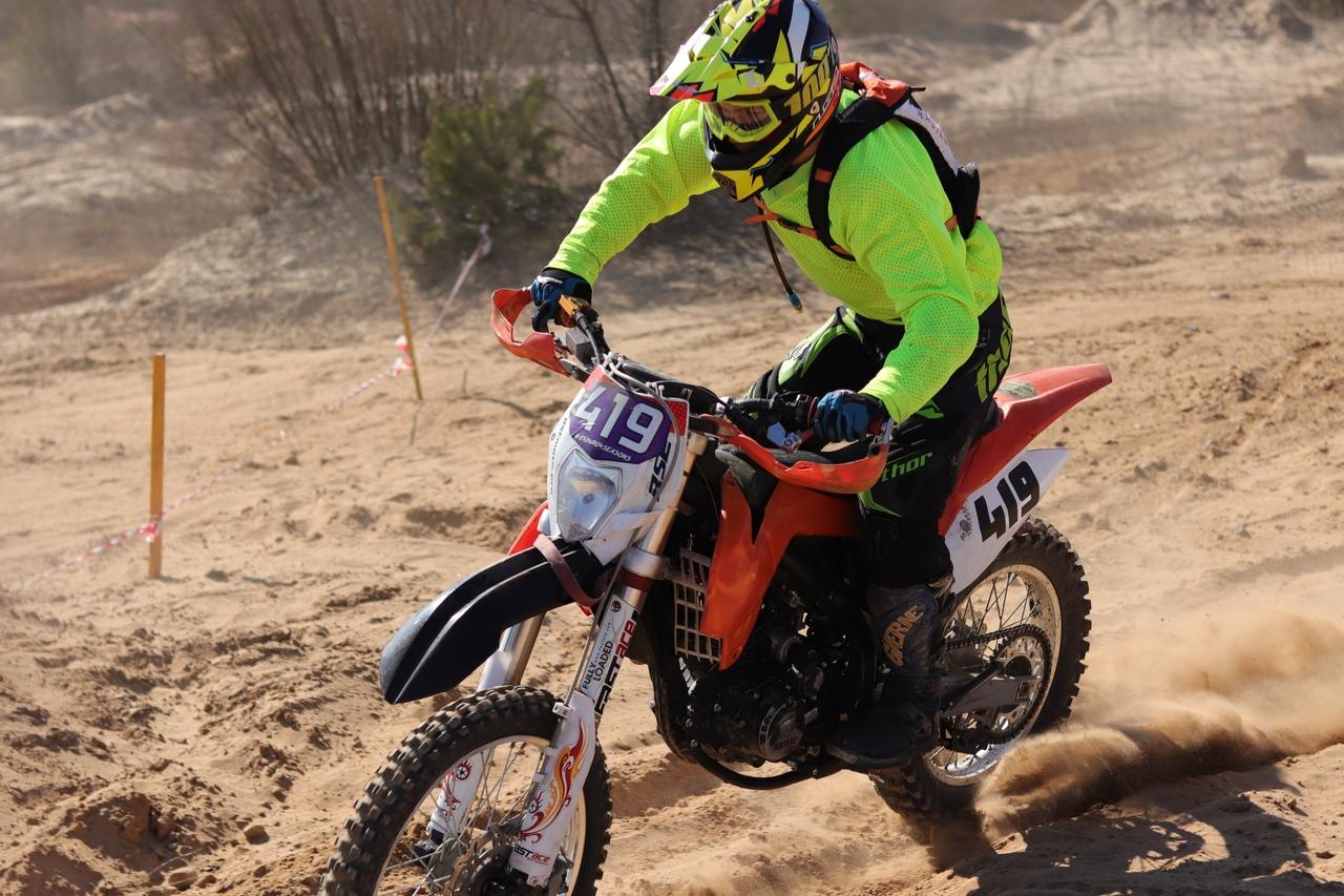 От любви к мотоциклам до профессионального спорта 18