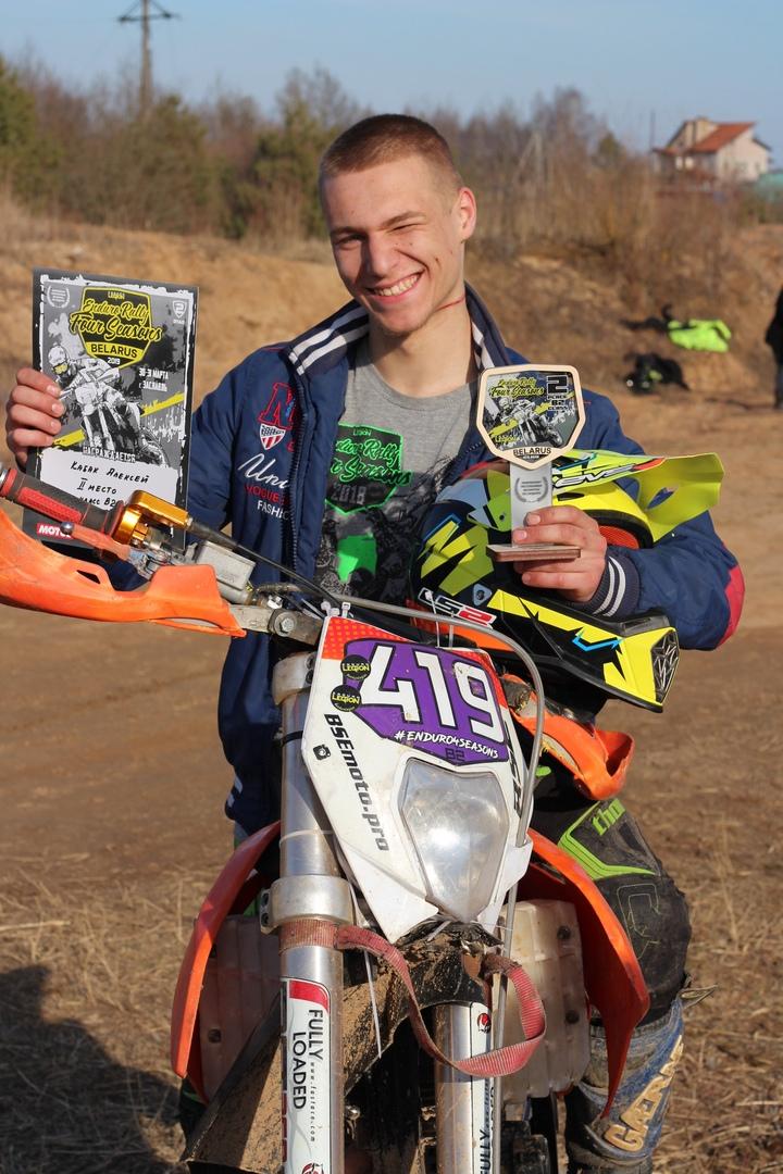 От любви к мотоциклам до профессионального спорта 20