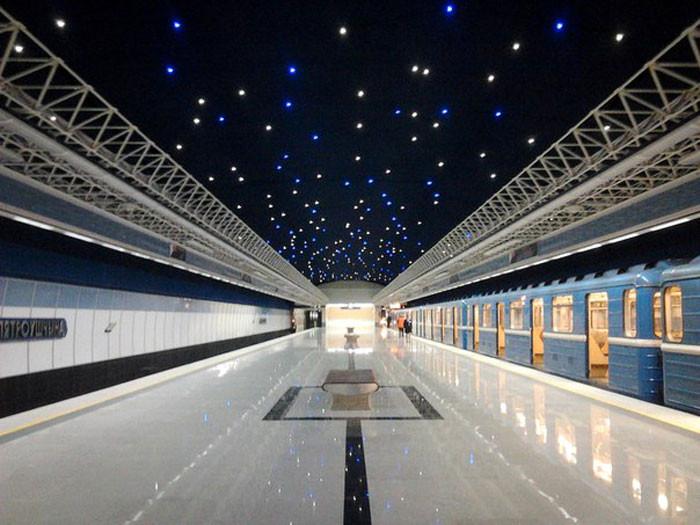 Интересные факты о минском метро 22