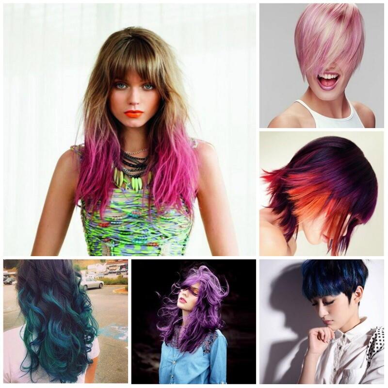 От идеи к последствиям: окрашивание волос 12