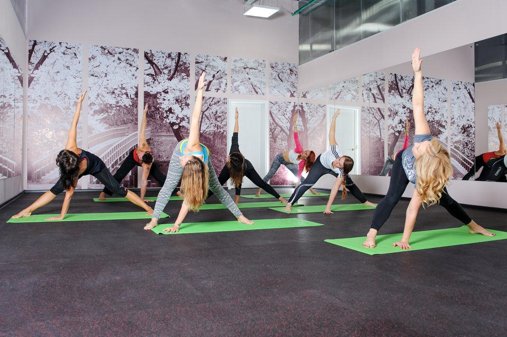 ТОП-5 классных мест для занятий по йоге 8