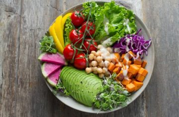 Фрукты-овощи, и никакого мяса 16