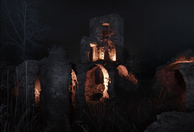 Мистический монастырь 15
