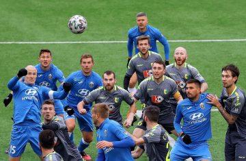 All Alone, Belarus Plays On. Детально разбираем, как стартовал чемпионат Беларуси по футболу 3