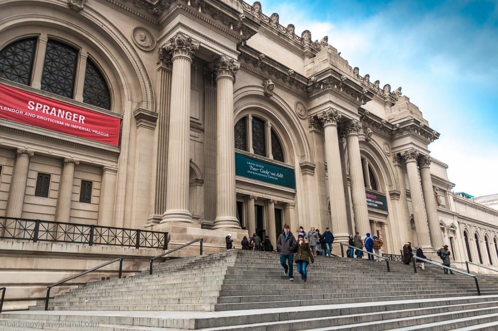 Метрополитен-музей, Нью-Йорк, США