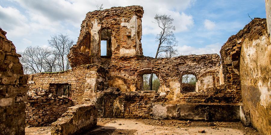 Мистический монастырь 19