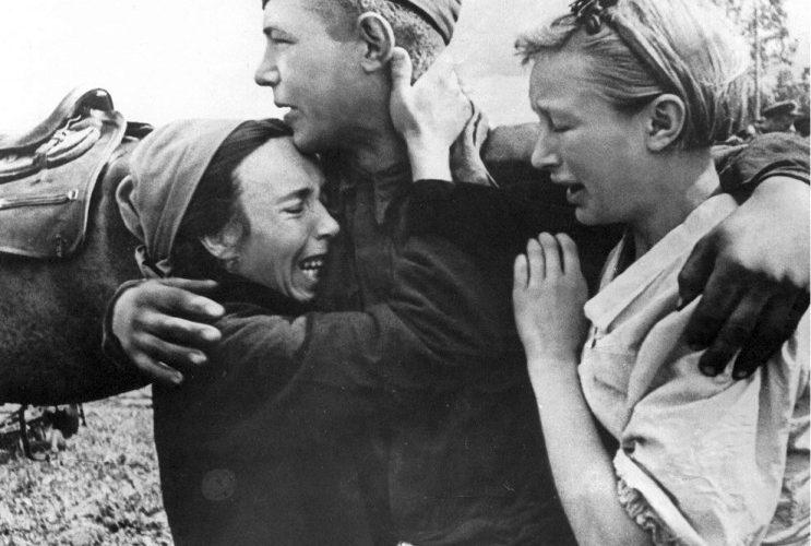 75 лет мира на  белорусской земле