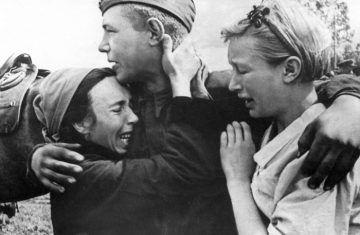 75 лет мира на  белорусской земле 24