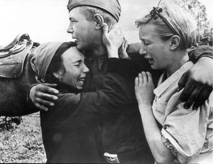 75 лет мира на  белорусской земле 15