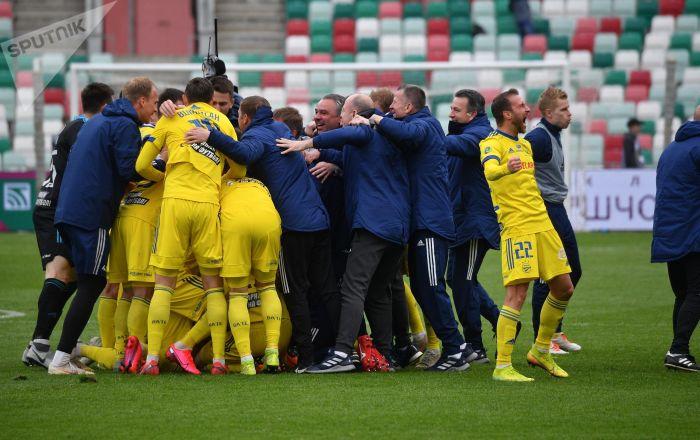 Один момент изменил историю Кубка Беларуси по футболу 10