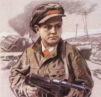 Дети-герои Великой Отечественной войны 14