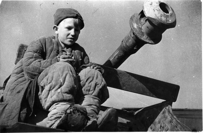 Дети-герои Великой Отечественной войны 13