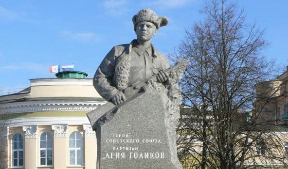 Дети-герои Великой Отечественной войны 17