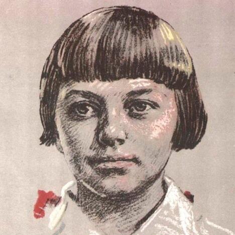 Дети-герои Великой Отечественной войны 21