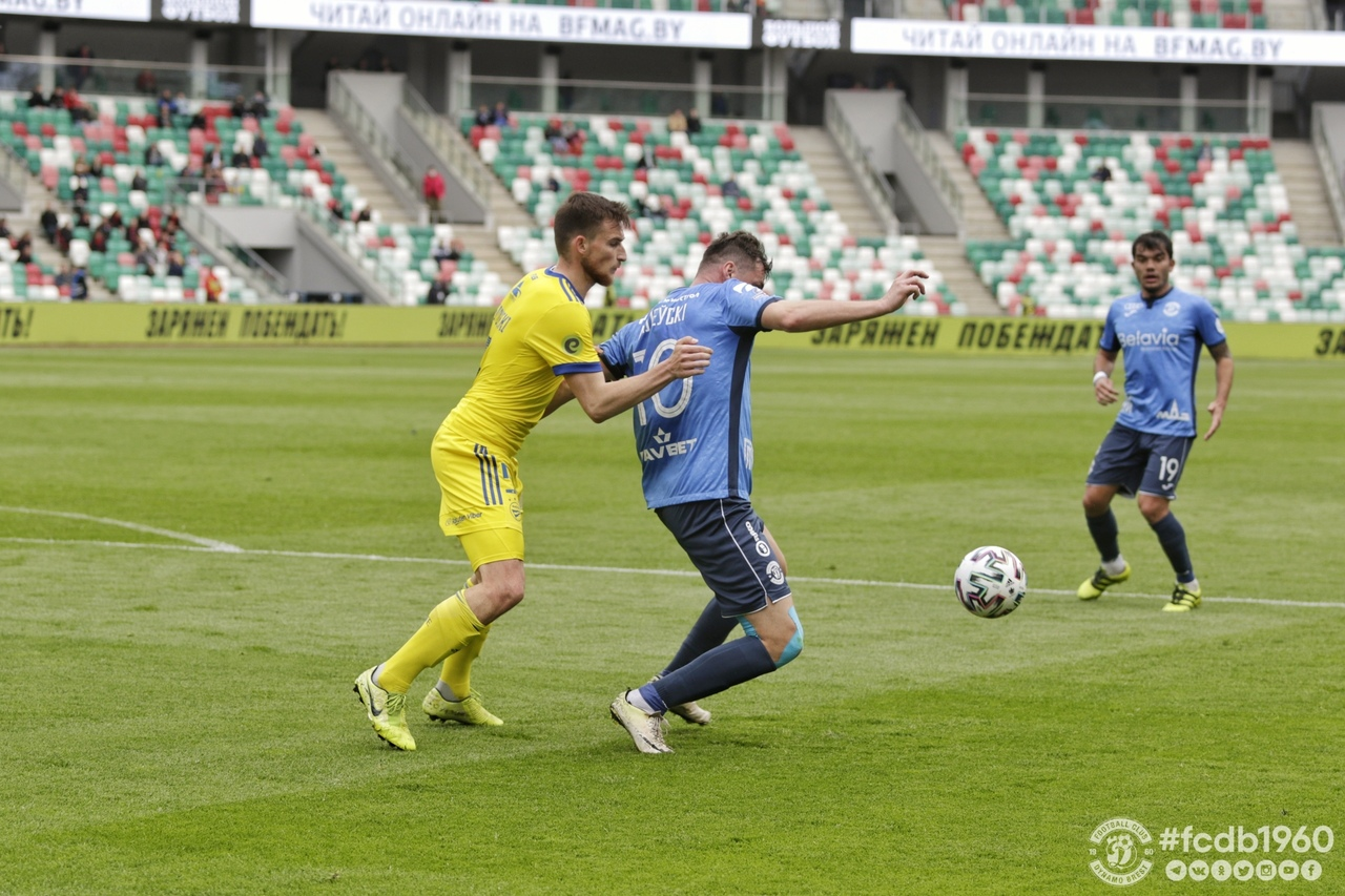Один момент изменил историю Кубка Беларуси по футболу 15