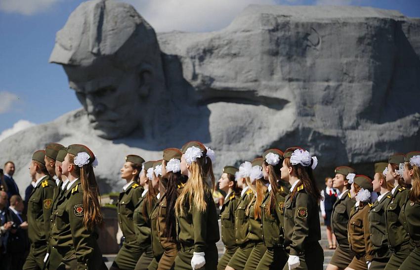 Горжусь тобой, моя синеокая Беларусь! 18