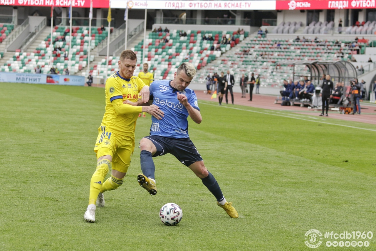 Один момент изменил историю Кубка Беларуси по футболу 17