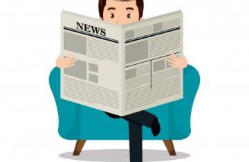 История создания газет 14