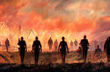 Война и человечество 15
