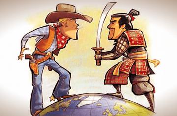 Человек Востока и человек Запада – какой он? О подруге-мусульманке, обоях и феномене истории 13